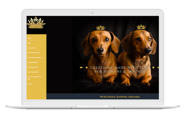 Mara Communications website design Bayside Melbourne