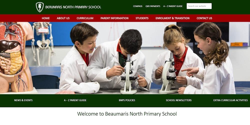 Website Design Portfolio | BNPS